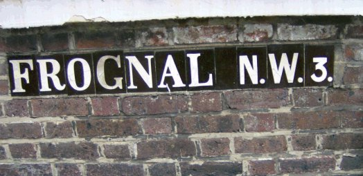 Frognal, NW3